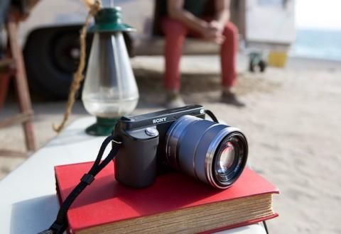 En nyhed fra Sony går under navnet Nex-5R. Det handler dog også om mine tanker  udi fotografering...