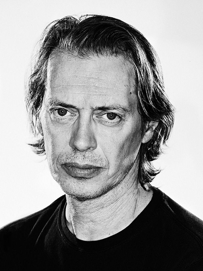 Steve Buscemi New York anno 2007