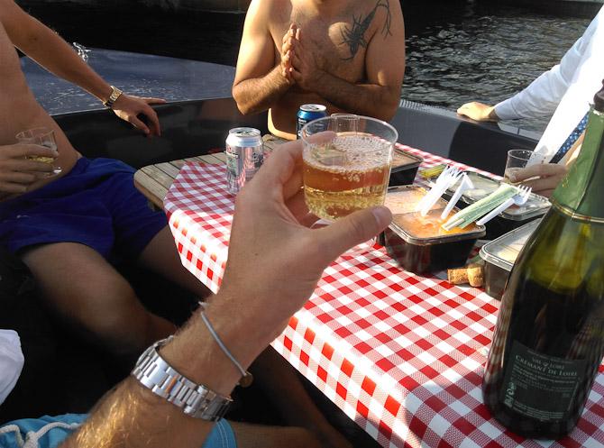 Et sommerskud fra det københavnske