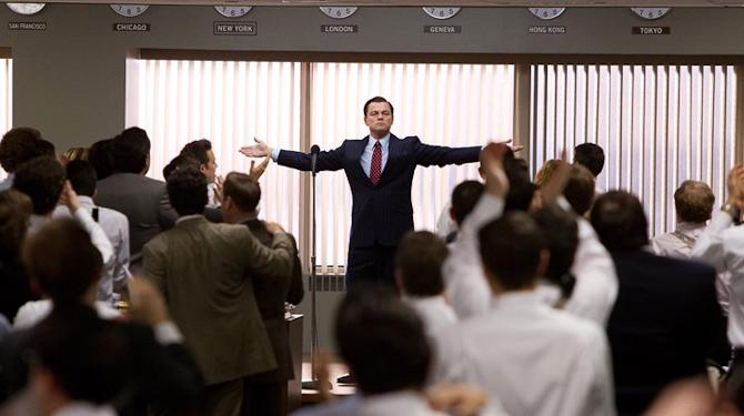 Jordan Belfort, spillet af Leonardo DiCaprio, har gjort det ganske udmærket. Men det stikker helt af...