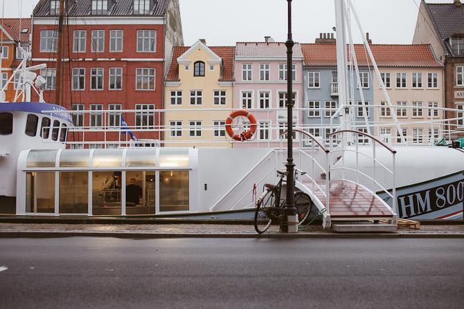 Bedre beliggenhed fås vel ikke i København