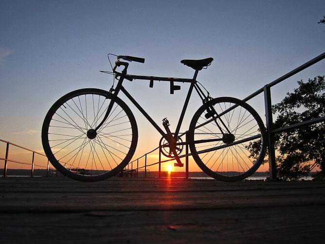 Er der noget som dansk sommer og solnedgang?