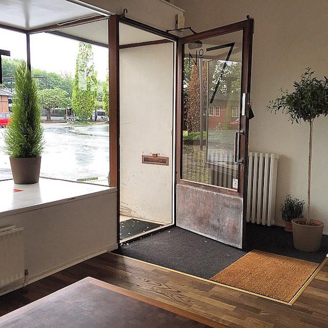 Døren er åben - og du skal være velkommen