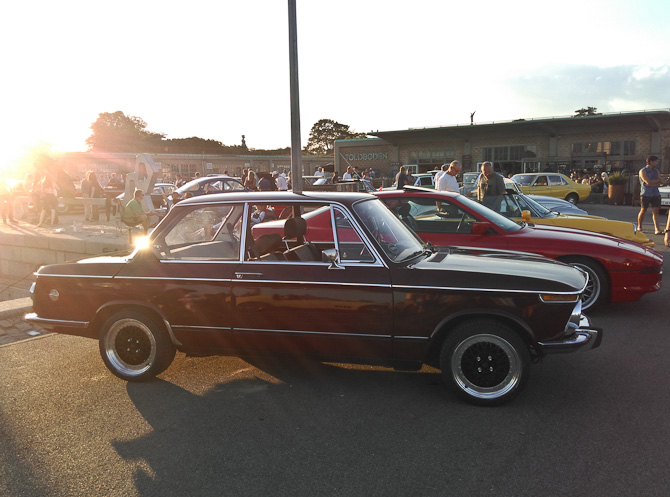 Mere vintage BMW