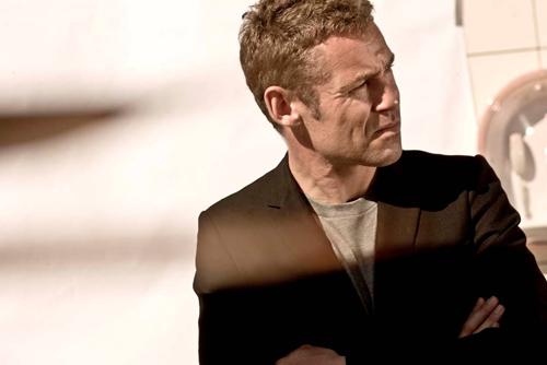 Tom Kristensen - i den grad karismatisk. Er det i øvrigt bare mig, eller ligner han Steve McQueen en anelse?