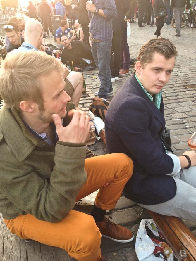Vi var i Nyhavn