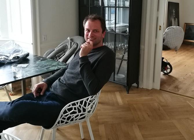 Hov. Det er jo Anders Rom!