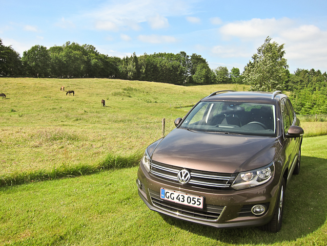 VW Tiguan 2,0 TDI-8