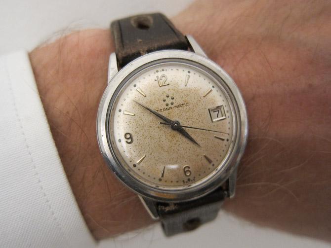 Eterna Matic – Automatic, anno 1959, 5.200 kroner