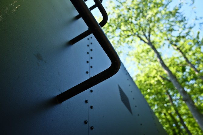 Udendøre - og adgang til taget