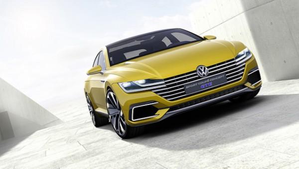 Dagens vogn fra Volkswagen