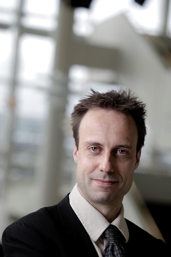 Dagens mand og chefredaktør Sten Rosenbak Foto: Hordur Ingason / JP/Politikens Hus