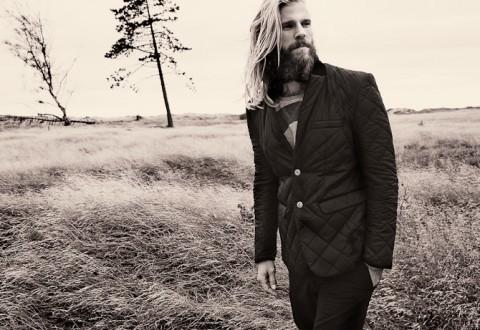Mærket hedder Flanør - modellen hedder Steffen, mens blazeren fås i størrelse 48, 50 og 52.