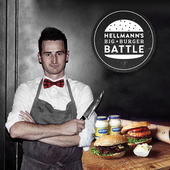 Brian og de andre fra Gastromand.dk og Hellmann's kan sende dig til New York....