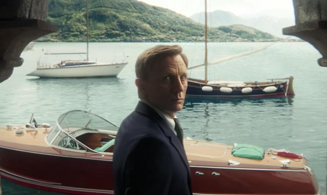 """""""Kan man vinde en rejse til Las Vegas...?"""" Ja. Også selvom du er i Venedig. Eller Danmark. Fotoet her stammer fra Heinekens reklamefilm med Daniel Craig"""