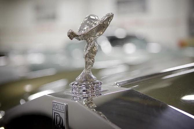 Dette foto er fra presseskrivelsen, så man kan muligvis også forvente en Rolls Royce. Foto: Claus Ebberfeld, ViaRETRO.com