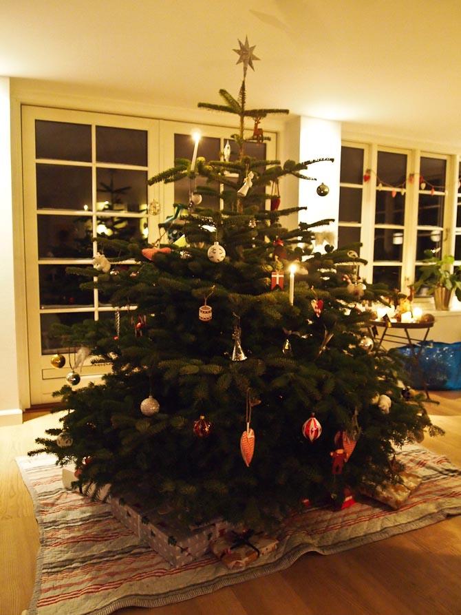 Et andet år. Et andet træ.