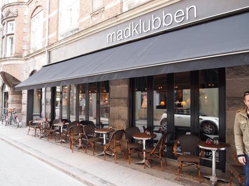 Der er den - Madklubben Steak. Det kunne have været sjovt, hvis stedet hed Madklubben CASH.