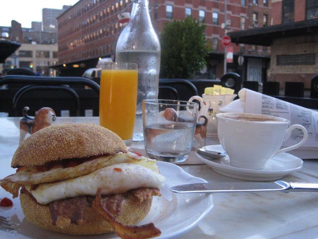 Godmorgen-mad på Standard