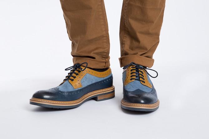 Fodtøj og bukser til efteråret