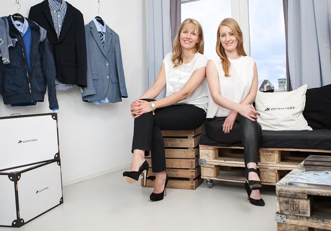 Julia og Anna - initiativtagerne