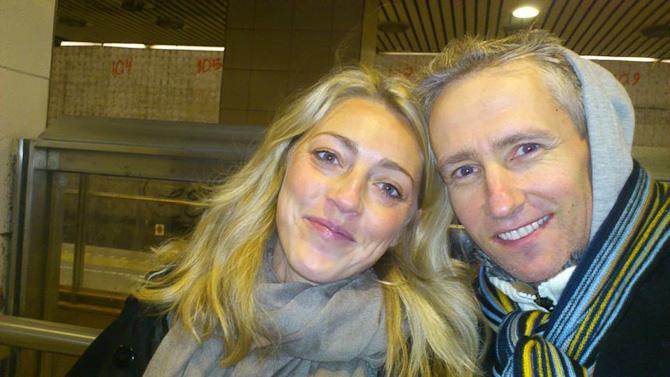 Terapeuterne Sofie Elberling og Jimmy