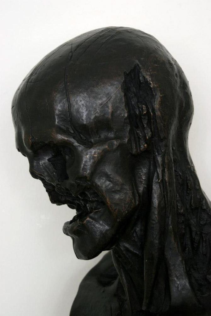 Et kunstnerisk hoved fra René