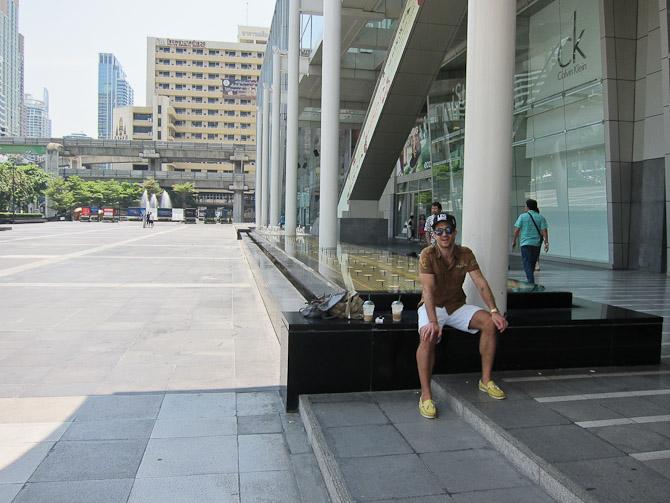 Bangkok - hurtigt ind, hurtigt ud