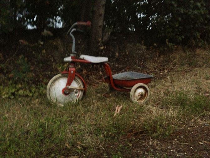 Minderne kan man ikke tage fra mig, når jeg ser en sådan cykel