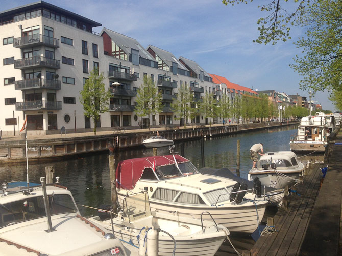 For pokker der er fint derude på Christianshavn