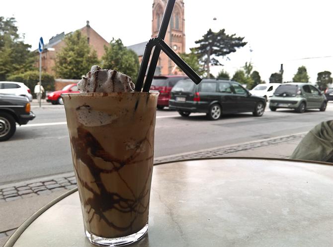 En damekaffe