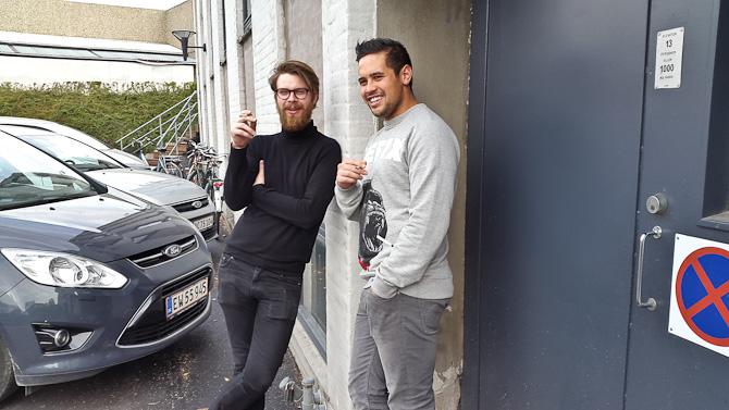 Anders og Ross