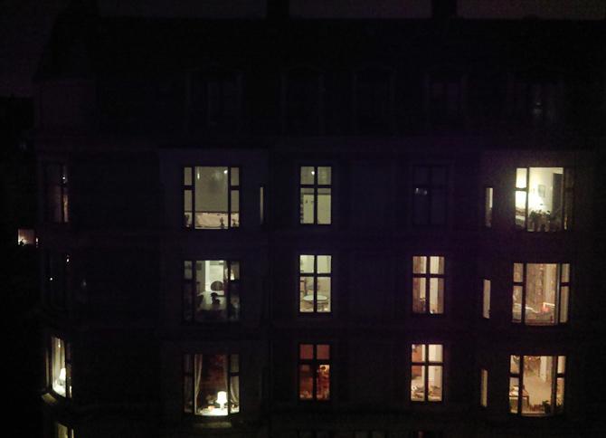 Aftenstund på Frederiksberg