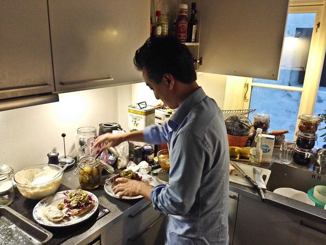 Der var succes i Fredes køkken