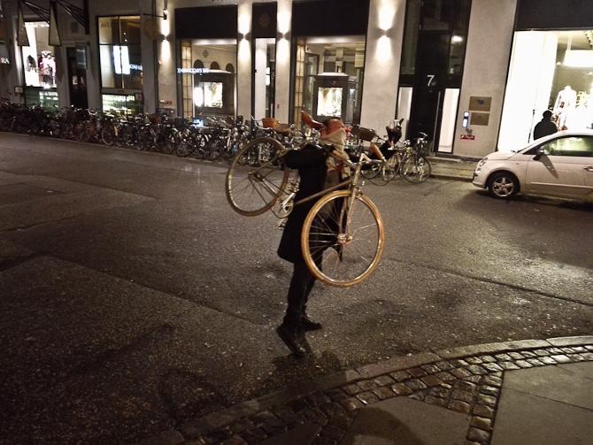 Cykeltyv