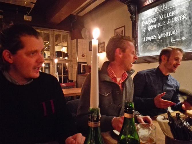 Zeth, Viholm og Fætter Anders