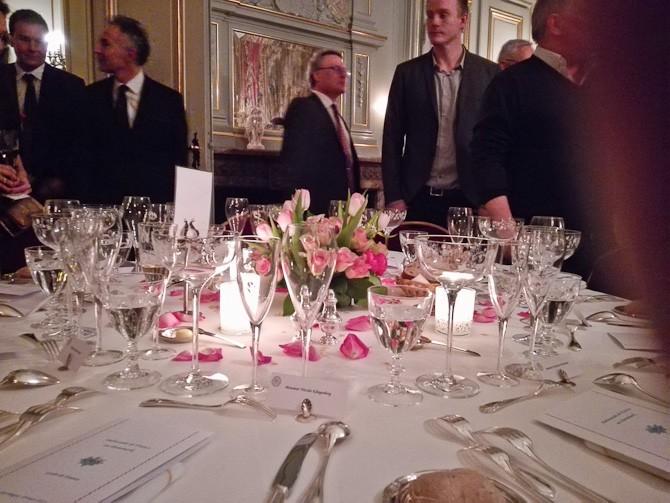 Tak til den franske ambassade for en herlig aften
