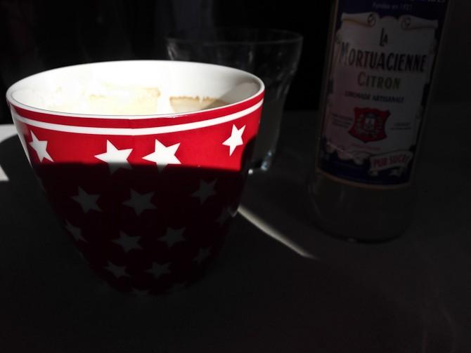 Solskin på koppen
