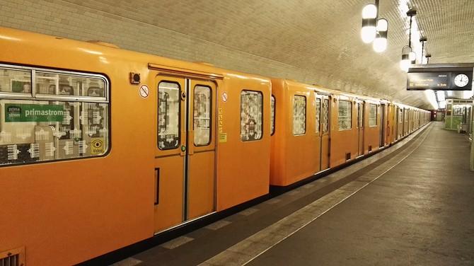 I Berlin er de gule