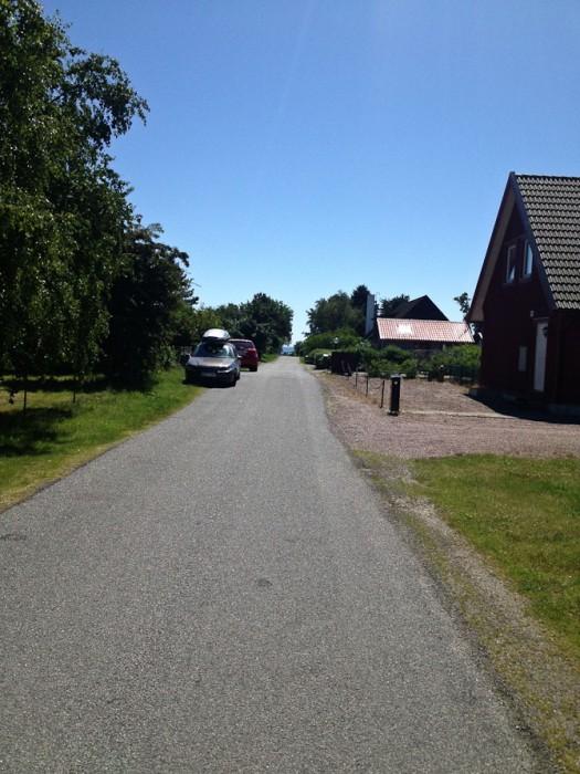 Sommerkort fra Sverige