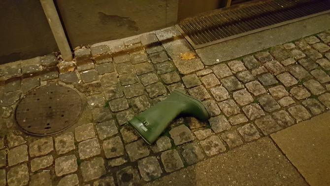 """""""Dumme støvle"""""""