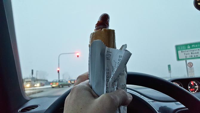 Kørepølse