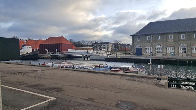 Et sted på Christianshavn