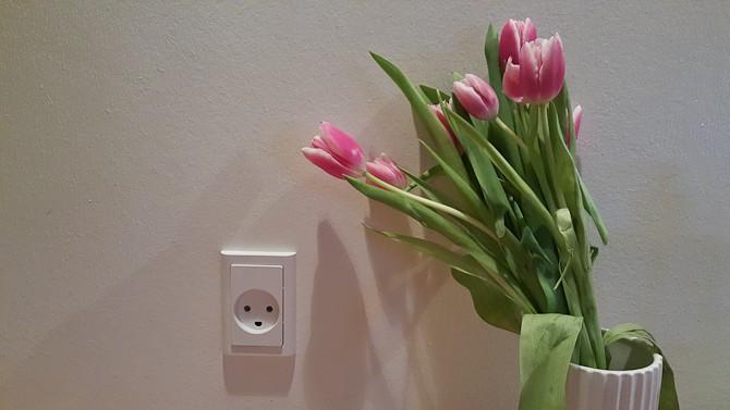 Og blomster