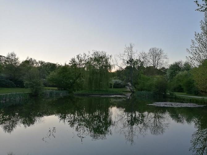Endnu en sø med minder