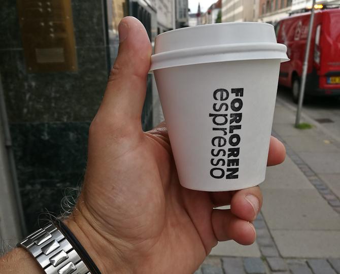 København en herlig formiddag