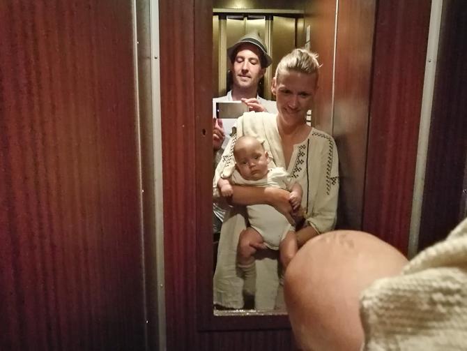 Elevator-skud.