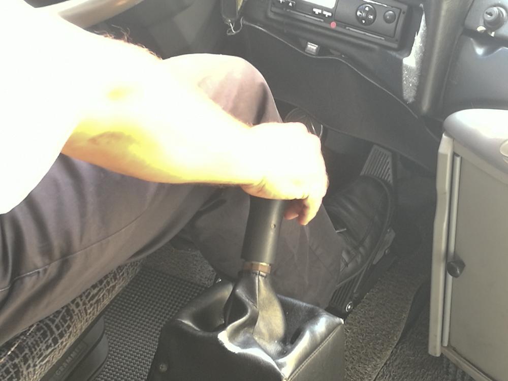 Chauffør del II