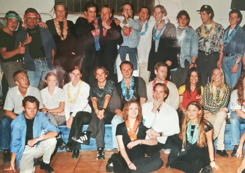 En fornøjelig, horisontudvidende og kulturel rejse anno 1996.