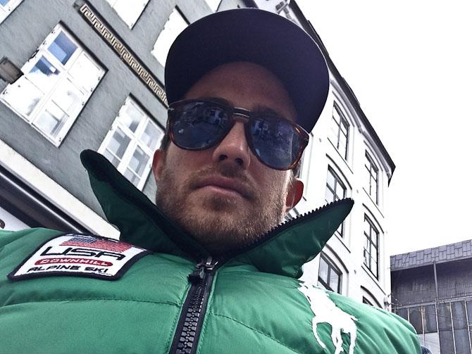 Self shooter en lørdag i København